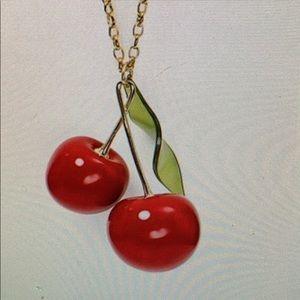 Kate Spade ma Chèrie necklace rare